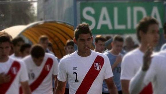 Se confirma la baja de Luis Abram en la selección peruana