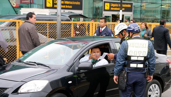 Callao: Taxi Green vuelve a operar en el aeropuerto Jorge Chávez