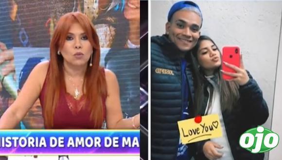 Magaly MedinaMagaly Medina y su mensaje a María Fe Saldaña tras anunciar su embarazo