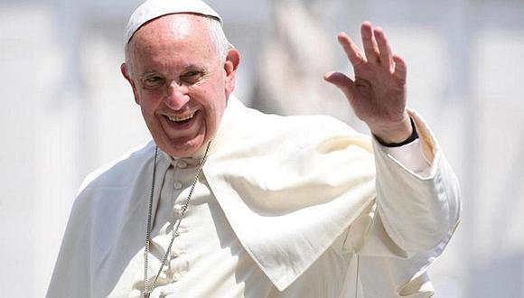 Papa Francisco confirmó visita a Perú y se lo dijo a este personaje