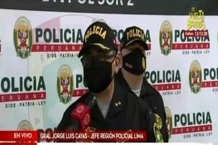 PNP ofrece cifras de escándalo por casos de detenidos en fiestas COVID
