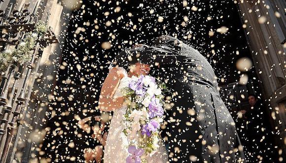 ¡Increíble! ¿Sabes como surgió la costumbre de tirar arroz en las bodas?