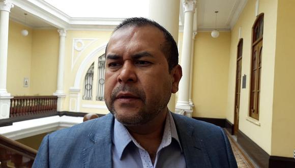 Alcalde de Chiclayo permanece estable y de momento no necesita entrar a UCI