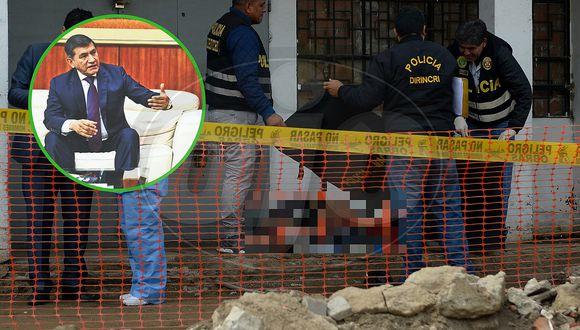 PNP defiende a agente que abatió a dos delincuentes e hirió a otro en VMT