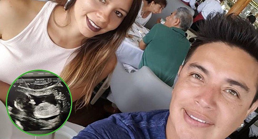 Novia de Leonard León muestra su pancita de embarazo y sorprende en Instagram (FOTO)