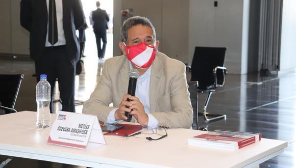 Cajamarca: Gobernador asegura que turismo en su región se vio afectado enormemente por la pandemia (Foto: Gore Cajamarca)