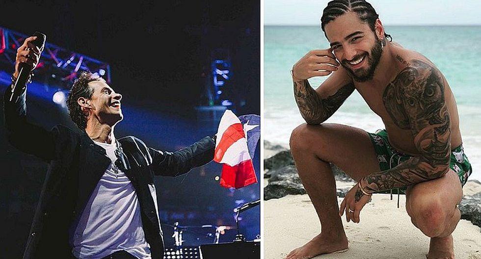 Maluma y Marc Anthony realizarán concierto juntos en Lima y dan precios de las entradas