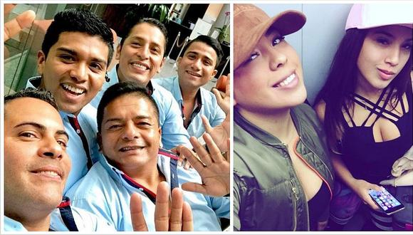 Yahaira Plasencia: su hermana Silvana enamorada de cantante del Grupo5 (FOTOS y VIDEO)