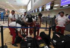 Universitario de Deportes tiene problemas con el hotel en Argentina
