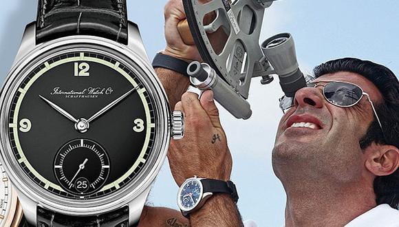 Roban en la casa de Figo en Madrid 500.000 euros en joyas y relojes