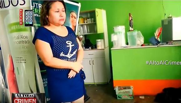 Inocente fachada de batidos para bajar de peso era en realidad…(VIDEO)