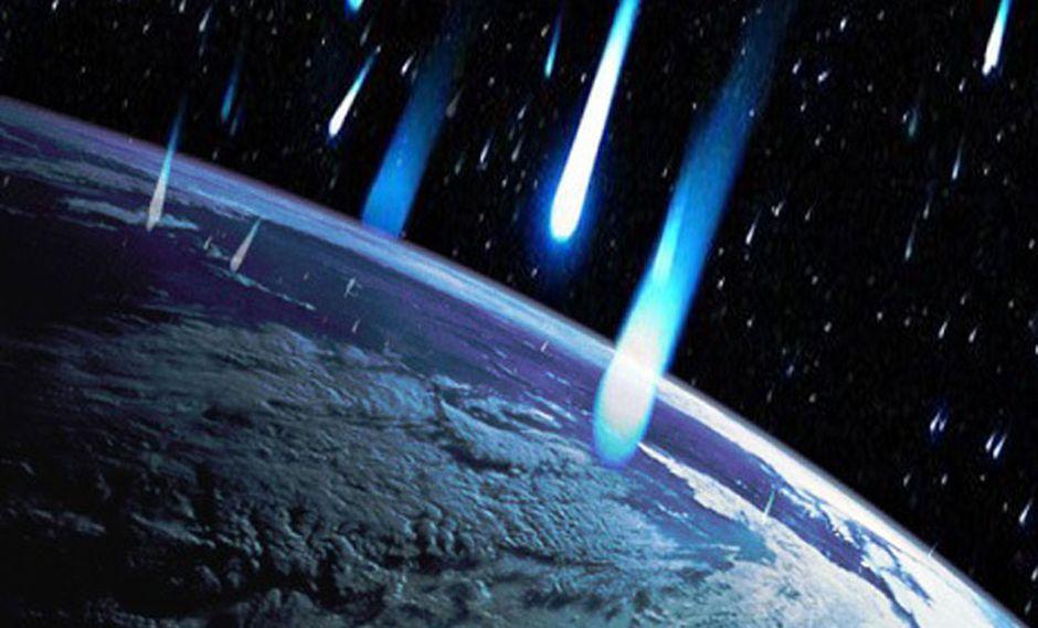 Afirman que lloverán meteoritos el 31 de diciembre