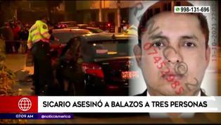 Los Olivos: sicario asesina a dos hombres y una mujer embarazada en un confuso tiroteo