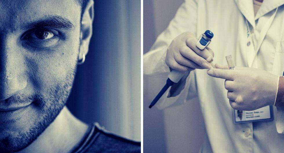 Inyección anticonceptiva para hombres | canva.com