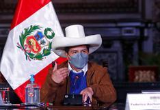 Pedro Castillo: El Perú tiene plena apertura para atraer inversiones