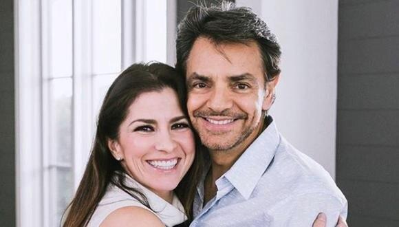 Eugenio Derbez y Alessandra Rosaldo celebran 9 años de matrimonio. (Foto: @alexrosaldo)