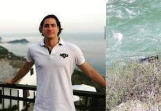 Giacomo Boccoleri: hallan cuerpo del joven que cayó al río Cañete