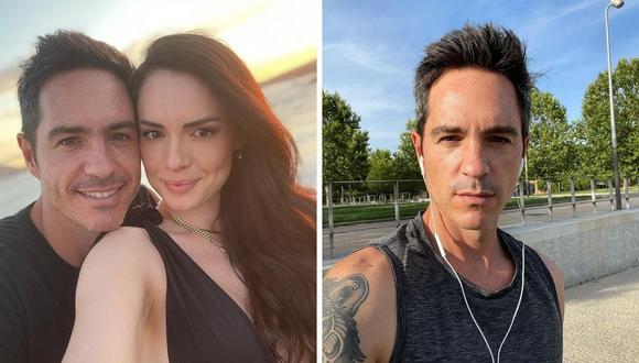 Mauricio Ochmann y su novia Paulina Burrola habrían sido víctimas de mentiras en redes sociales. (Foto: Instagram @mauochmann / @paulinaburrola)