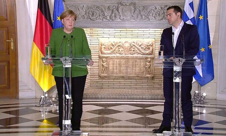 Grecia exigirá a Alemania reparaciones por daños de la II Guerra Mundial