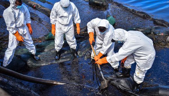 Piura: OEFA realiza supervisión ante fuga de hidrocarburos (Foto referencial).