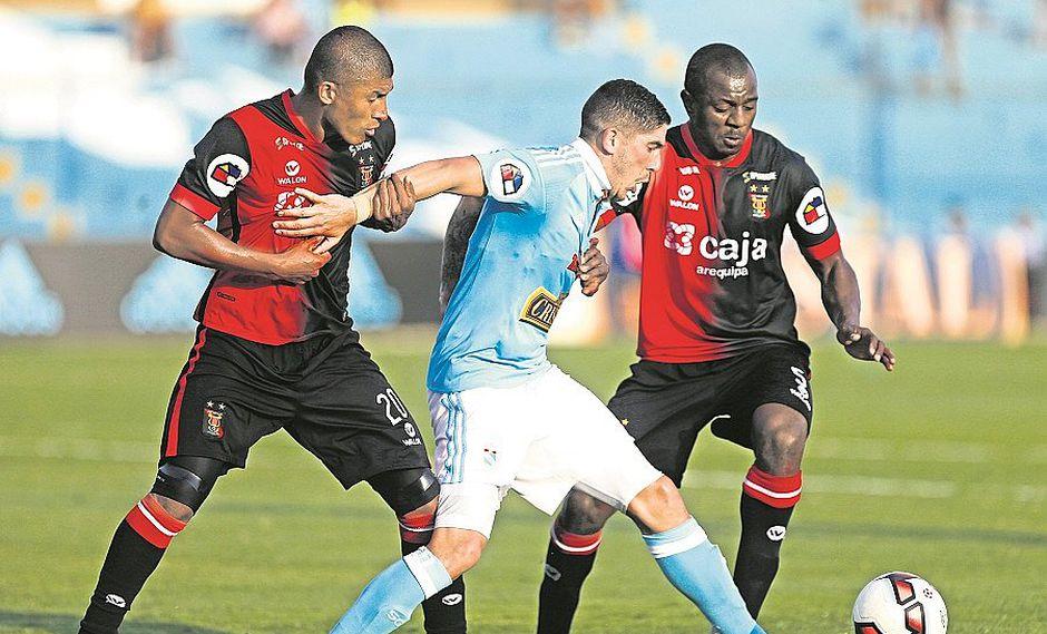 Sporting Cristal y Melgar definen hoy semifinales
