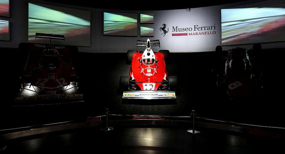 Niki Lauda recibe emotivo e impresionante homenaje de Ferrari (VIDEO)