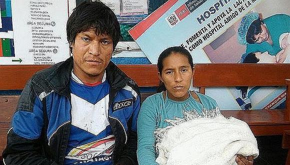Chimbote: Padres denuncian supuesto cambio de bebé en hospital [VIDEO]
