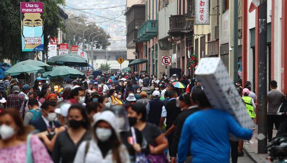 El presupuesto apunta a fortalecer al Perú frente a una segunda ola. (Foto: Alessandro Currarino / @photo.gec)