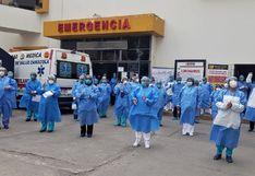 Coronavirus en Perú: Médicos de hospital Honorio Delgado de Arequipa protestan por falta de zona de aislamiento