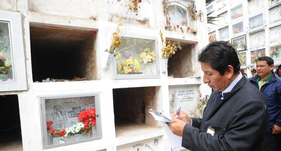 Municipios se pelean por administración de cementerio San Pedro