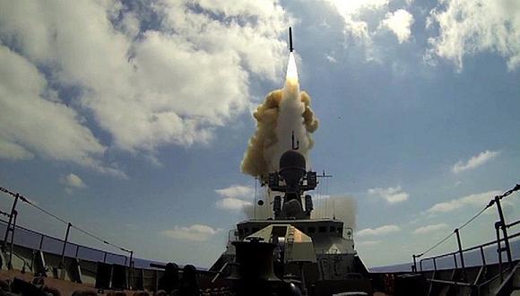 EE.UU. ataca a Siria con decenas de misiles tras bombardeo con armas químicas (VIDEO)