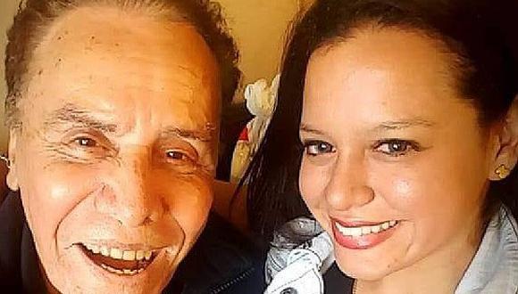 """Florcita a Augusto Polo Campos: """"Extrañaré todo de ti"""""""