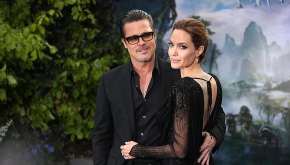 """Desde su divorcio, Angelina Jolie confiesa que es """"ama de casa"""" tradicional"""