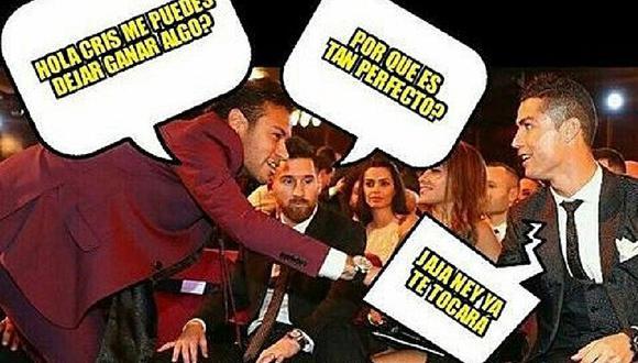FIFA entrega premios 'The Best' a estrellas del fútbol y ¡memes invaden las redes! (FOTOS)