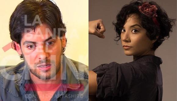 """Andrés Wiese responde a las acusaciones de Mayra Couto en """"La Banda del Chino"""". (Foto: Captura América TV/Instagram)"""