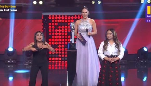 """""""Yo Soy: Nueva Generación"""" culminó este lunes al conocerse a la ganadora de la temporada. (Foto: Captura Latina)."""