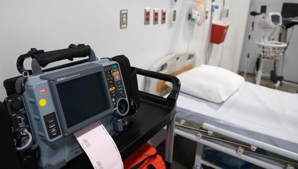 Michael Flor recibió una factura millonaria tras pasar 62 días en un hospital en Seattle. (Referencial / AFP).