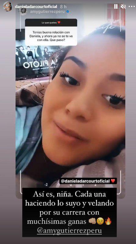 Foto: Instagram Daniela Darcourt