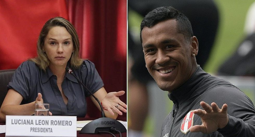 Luciana León le responde a Renato Tapia, quien pide bombos y platillos en el Estadio Nacional