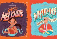 Lanzan colección de libros infantiles inspirados en la vida de Mario Vargas Llosa e Inés Melchor