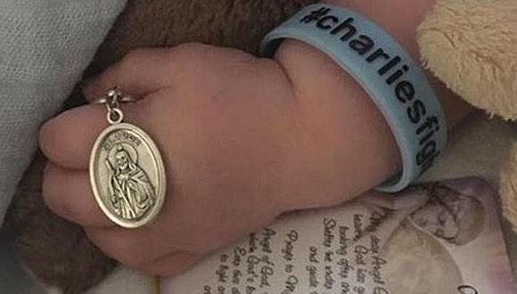 Bebé con extraña enfermedad tiene los días contados en hospital británico