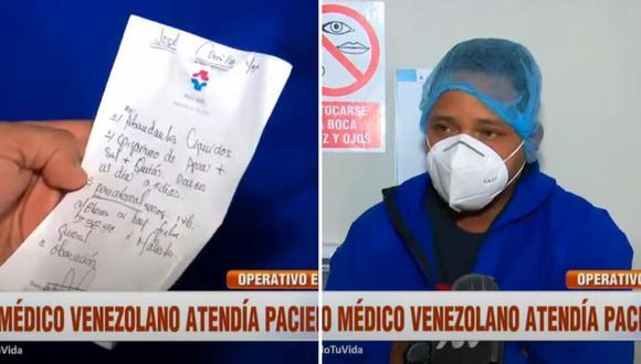 Fotos y video: ATV Noticias
