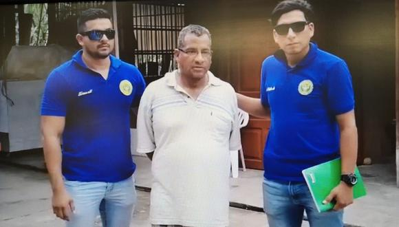 Ucayali. Andrés Hernández es acusado de secuestro y violación en agravio de un menor. (GEC)