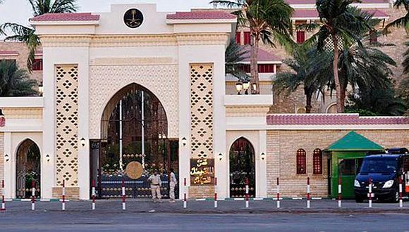 Arabia Saudí: dos guardias mueren en un ataque contra palacio real de Yedá