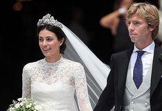 Princesa peruana Alessandra de Osma está embarazada de mellizos y esta es la primera foto