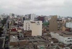 Senamhi: Fuertes vientos se registran en Lima y Callao y provocan caída de árboles | VIDEO