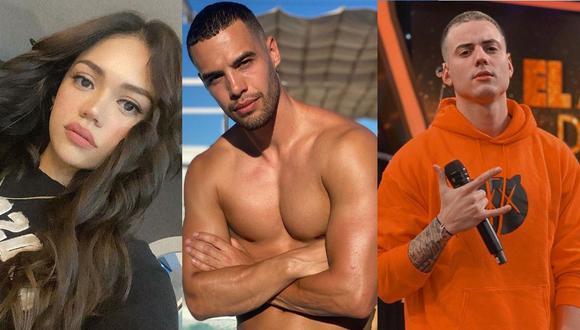 Con la meta de conseguir su internacionalización, Mayra escogió al actor español antes que a su 'ex'. (Instagram)