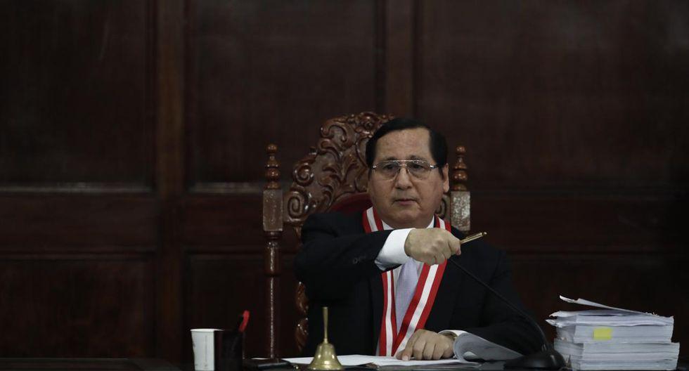 El Jugado Supremo de Investigación Preparatoria tiene a su cargo la denuncia porque Kenji Fujimori, Guillermo Bocángel y BIenvenido Ramírez eran congresistas. (Foto: Leandro Britto / GEC)
