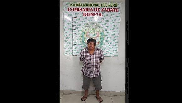 Zárate: Capturan a delincuente buscado por la Interpol [VIDEO]
