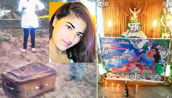 Velan a la 'Princesita del Marañón' que fue hallada dentro de maleta (FOTOS)